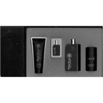 Pyf Nuevo Set 4pzs Perry Ellis 18 Intense Men 100% Original