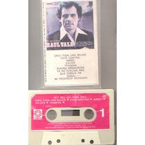 Audio Cassette Raul Vale, Eres Toda Una Mujer