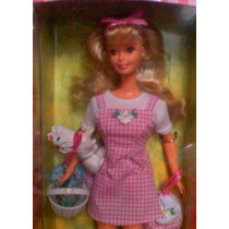 Barbie Sweet Moments Con Ojos Color Miel