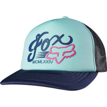 Gorra Fox Mujer Transitory Trucker Motocross Mtb Downhill