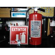 Extintores Nuevos De Pqs 4.5kgs (extiguidores)