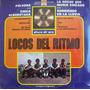 Rock Mexicano, Locos Del Ritmo, ( Disco De Oro), Lp 12´,