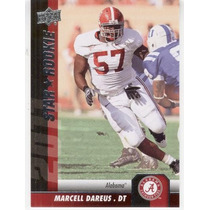 2011 Upper Deck Marcell Dareus Rookie
