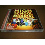 High School Musical-cd-un Soundtrack Original De W.disne Nvd