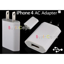 Cargador Adaptador Usb Para Apple Iphone 4g 4s