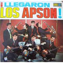 Rock Mexicano, Los Apson,lp 12´,