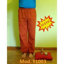 Pantalón Unisex Yoga, Sanadores 260