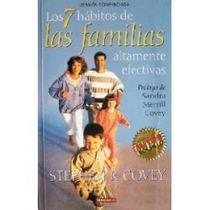 Libro Los 7 Hábitos De Las Fam. Altamente Efectiva, S.rcovey