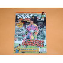 Revista Jorge Campos Inmortal Soccermania