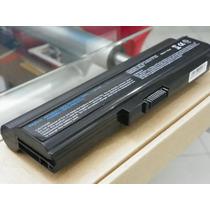 Bateria Para Toshiba U300 U305 M600 M8 9 Celdas Nueva