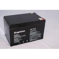 Batería Recargable Nueva Para Carro Electrico Kapton 12v 12a