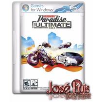 Burnout Paradise Ultimate Box Cd- Key Origin Jose Luis