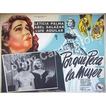 Lobby Cards,carteles,leticia Palma,peliculas