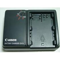 Cargador Original Bp-511 Camara Canon Eos 40d 50d D60 D30