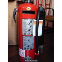 Extintor Extinguidor De Povo C/capsula Co2 30 Lbs