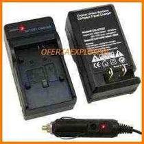 Cargador C/smart Led P/bateria Slb-07a Camara Samsung Tl220