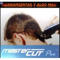Kit Semiprofesional Para Corte De Pelo Mastercut Tijeras Inc