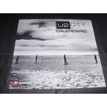 U2 Calendario 2011 - 2012 Oficial De Coleccion!!