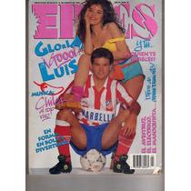 Revista Eres Con Gloria Trevi Y Luis Garcia En Portada