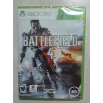 Battlefield 4 Para Xbox 360 Nuevo Sellado