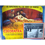 Lobby Cards,carteles,elizabeth Taylor, Cleopatra