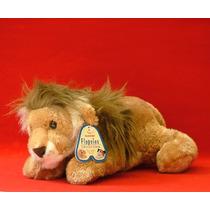 León De Peluche Marca Aurora Mediano