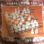Ajedrez Glass Chess Set