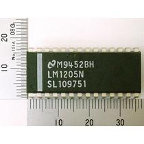 Set De 2 Circuitos Integrados Lm1205n 100% Originales