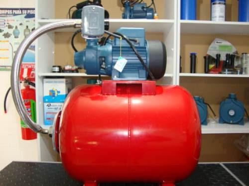 Hidroneum tico shimge bomba de 1 hp p 4 ba os presurizador for Precio de hidroneumatico
