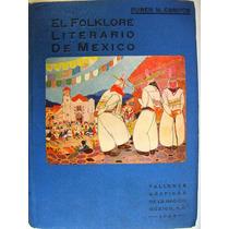 Libro, Ruben M. Campos, El Folklore Literario De México