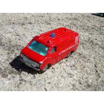 Chevrolet Chevy Van De Tomica 1:78 Vv4