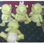 Shrek Gran Lote De Peluches De Bebes Medianos