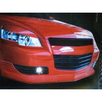 Nuevos Biseles Porta Faros De Niebla Chevy C3 Con Lupa Auto