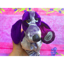 Perrito De Peluche Hush Puppies Marca Applause