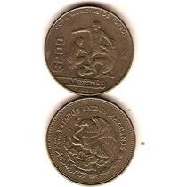 Moneda De 200n Pesos Mexico 1986