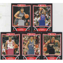 Tarjetas Pedazo Jersey Terry Cassell Thornton Young Law