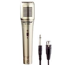 Microfono Profesional Bidireccional Baja Impedancia Metalico