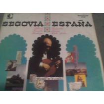 L.p.segovia España Andres Segovia