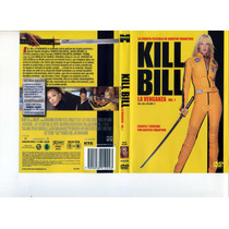 Kill Bill La Venganza Vol 1 Dvd