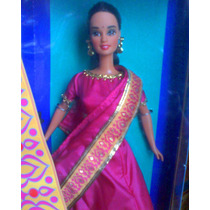 Barbie India De Princesas Del Mundo
