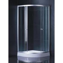 Cabina Baño Cristal Templado Cancel Aluminio