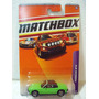 Matchbox Porsche 914 Verde Metal Tc