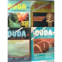 Duda Lo Increible Es La Verdad, Lote De 6 Revistas