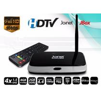 Android Smart Tv Box Kodi Actualizado Y Complementos Jbox