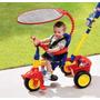 Little Tikes Triciclo 3 En 1 Trike Azul Con Rojo !! Oferta