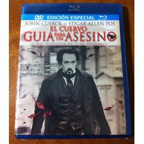 Guia Para Un Asesino [the Raven] (blu-ray+dvd, 2012) Fn4