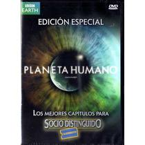 Dvd Bbc Earth: Planeta Humano Edicion Especial 2012