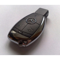 Llave Mercedes Benz 3 Botones 433mhz