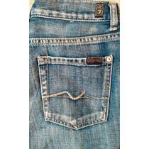 Seven For All Mankind Jeans Austyn Para Niño 14 Años, True.