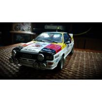 Audi Quattro Rally Sunstar 1/18